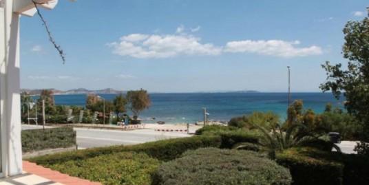 Sea front villa at Voula Attica