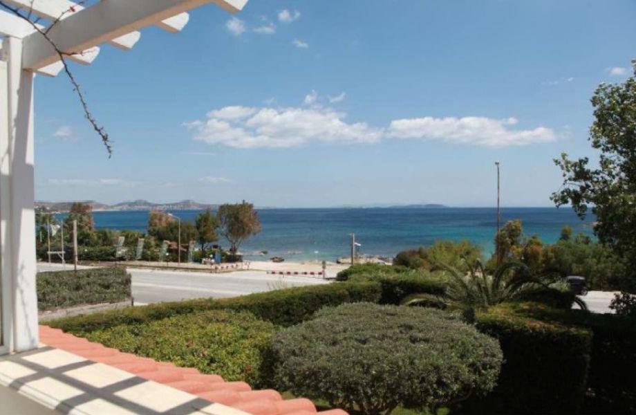 Sea front villa at Lagonisi Attica