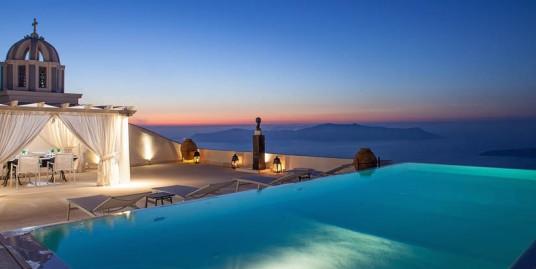 5 Star Hotel For Sale Santorini Caldera