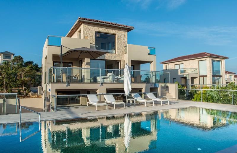 Luxury Villa in a Luxury Complex by the Sea at Chania Crete For Sale