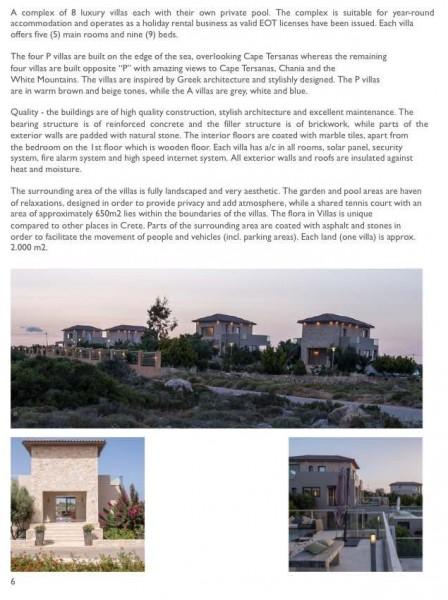 Brochure Crete Villa 6