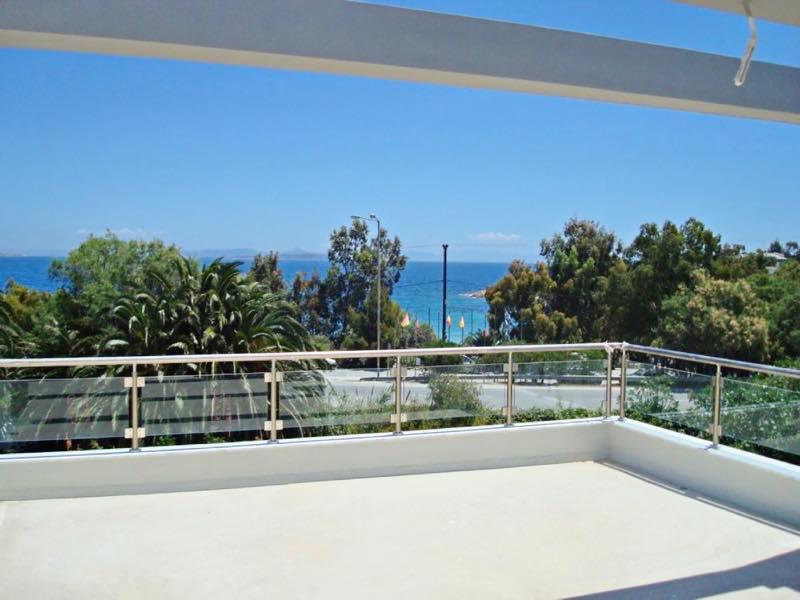 Villa with Sea Views at Lagonisi South Athens