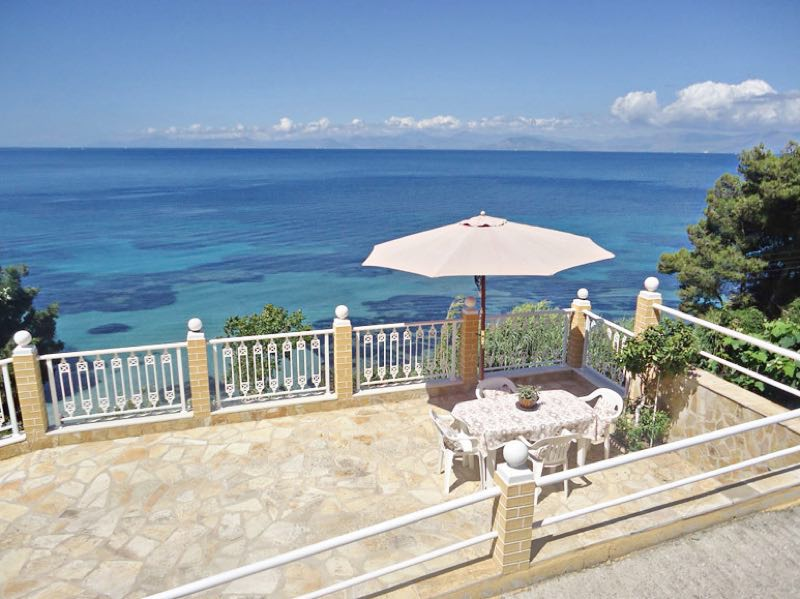 Hotel of 7 Apartments for Sale at Corfu