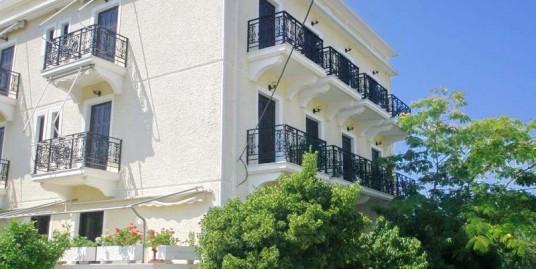 Hotel For Sale at Samos Island near the sea