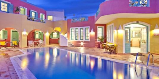 Protected: Hotel For Sale at Kartenados Santorini