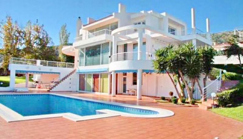 Villa at Vari Attica for Sale , (Voula-Vari - Vouliagmeni) of 750 sq.m. Luxury Estate South Athens, Luxury Villa in Athens, Luxury Estate Vouliagmeni
