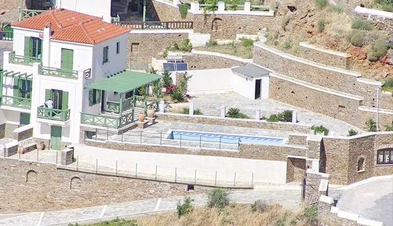 Seafront Villa Greece For Sale 10