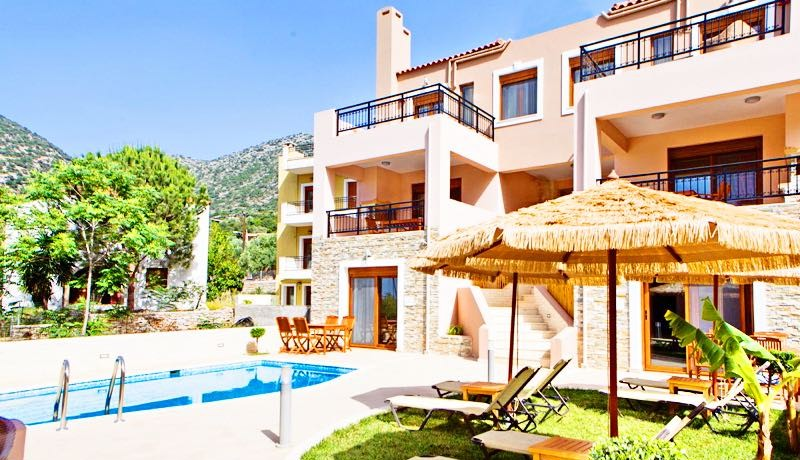 Small Hotel For Sale Crete Bali Rethymno 5