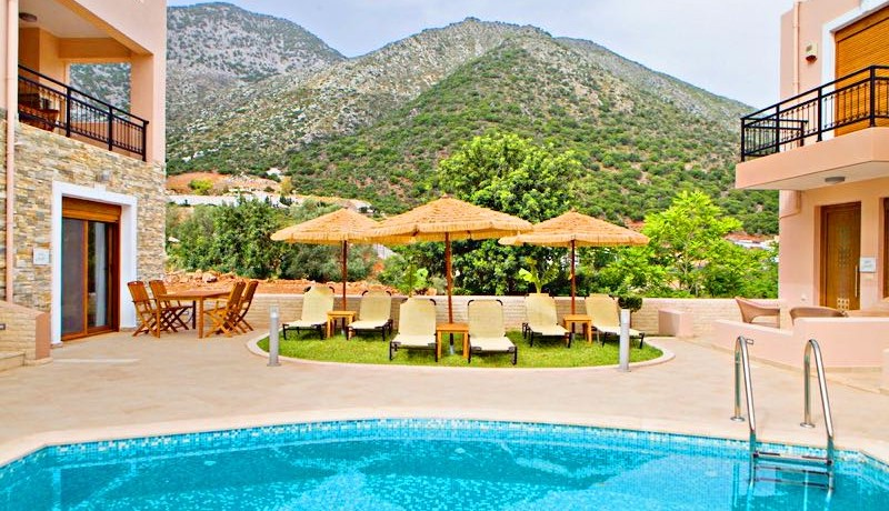 Small Hotel For Sale Crete Bali Rethymno 6