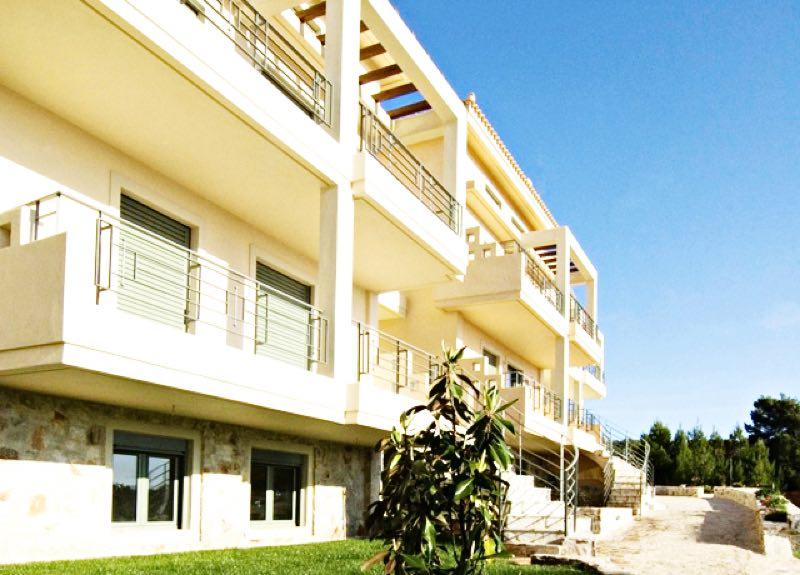 Investment Complex of 18  Houses at Sounio Attica