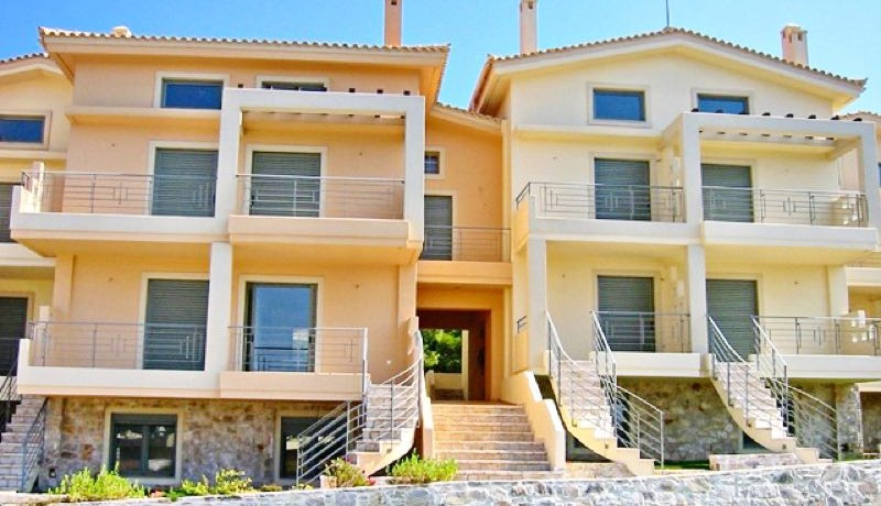 Sounio Complex of Apartments 4