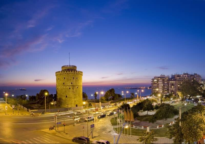Thessaloniki Greece 8