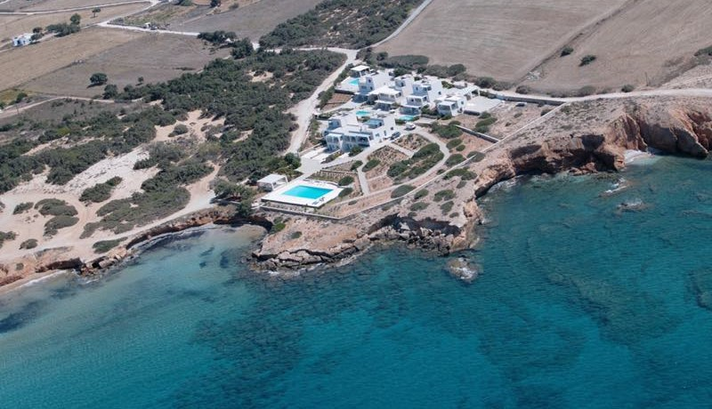 Villa For Sale At Paros By The Sea Greece