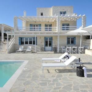 Villa For Sale Paros by the sea, Paros Real Estate