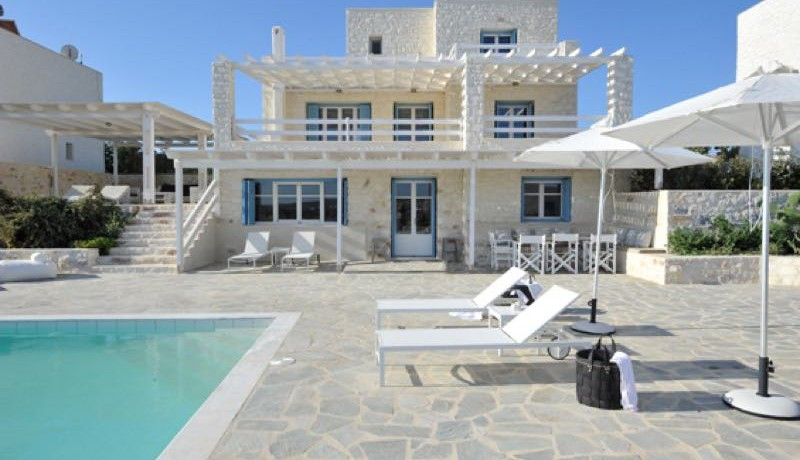Villa For Sale Paros by the sea, Paros Real Estate