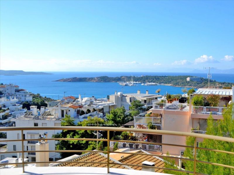 4 Levels House For Sale at Vouliagmeni Athens