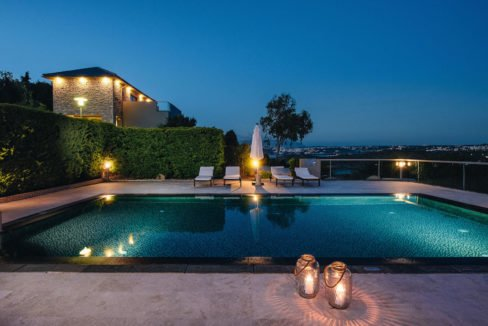 Villa by the Sea at Chania Crete 10