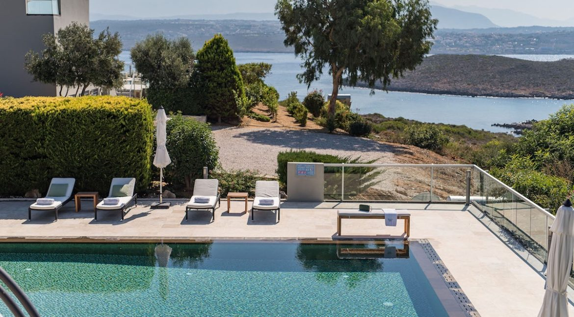 Villa by the Sea at Chania Crete 13