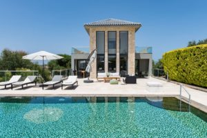 Luxury Seafront Villa at Chania, Property in Greece, Luxury Estate, Top Villas