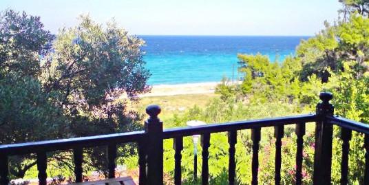 Halkidiki Homes, Maisonette 90 sq.m close to the sea, Posidi