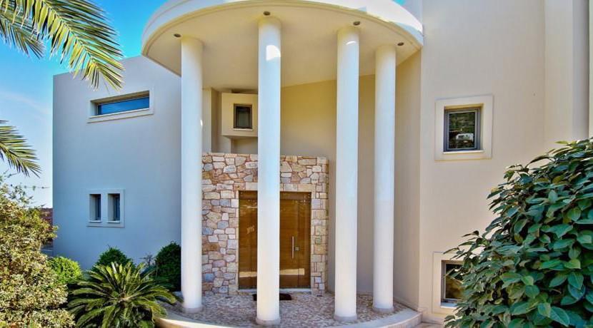 Sea View Villa Attica 19