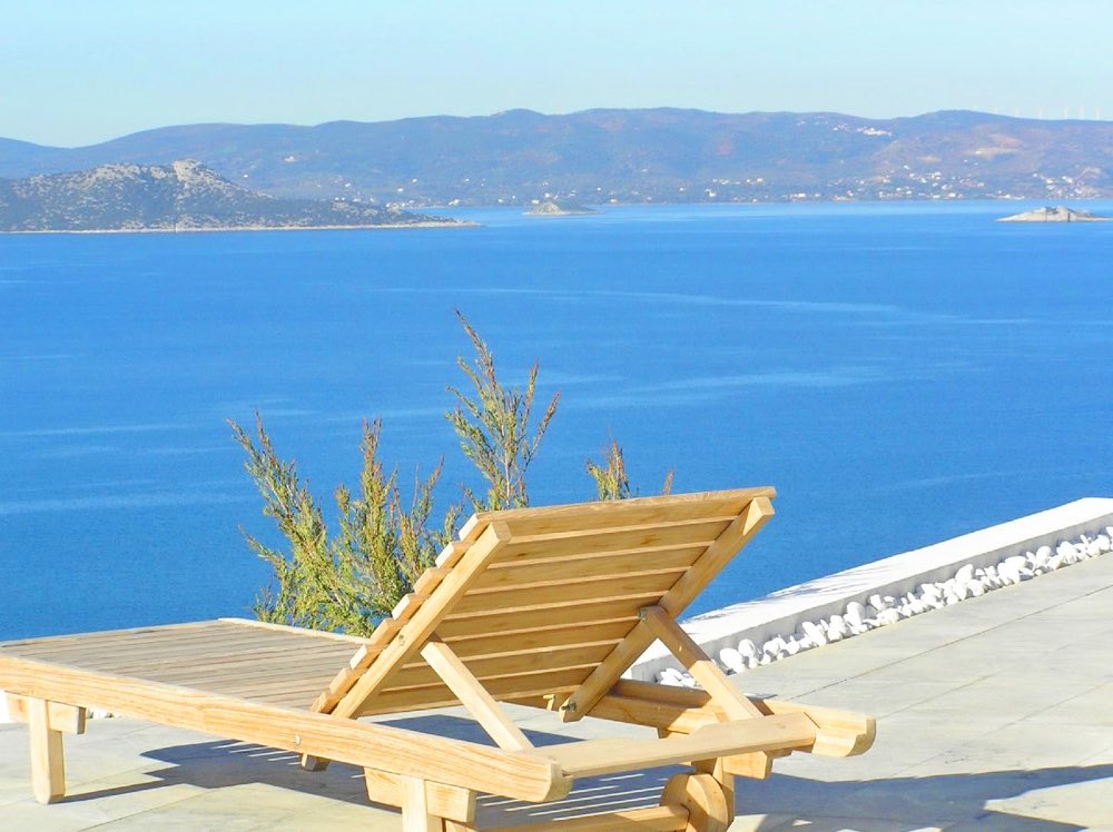 Sea View Villa For Sale Attica, Marathonas