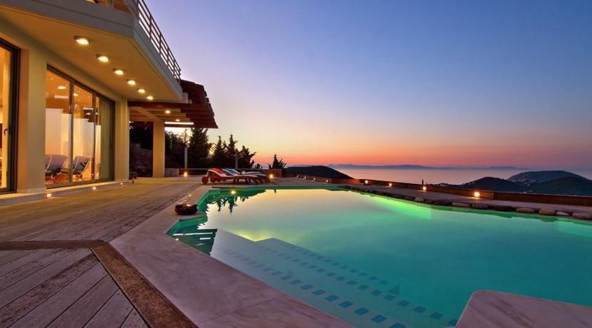Sea View Villa Attica 22