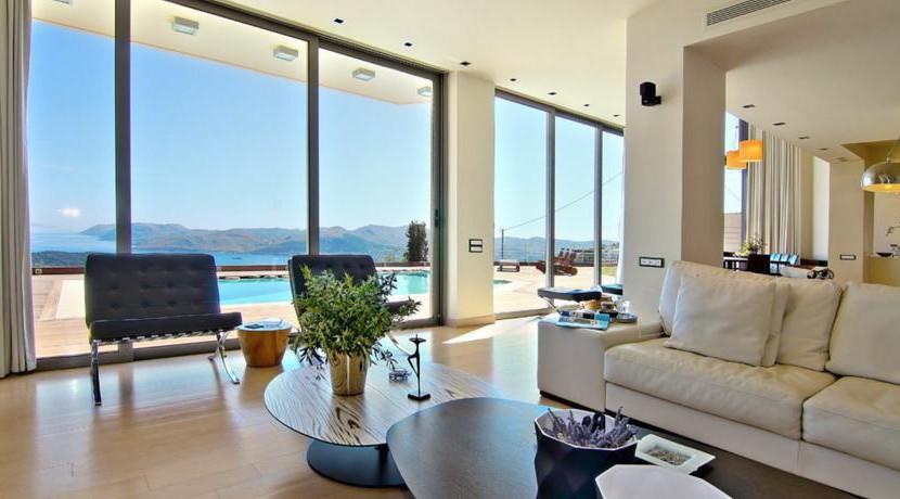 Sea View Villa Attica 27