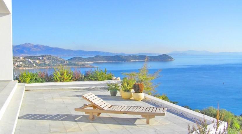 Sea View Villa Attica 3