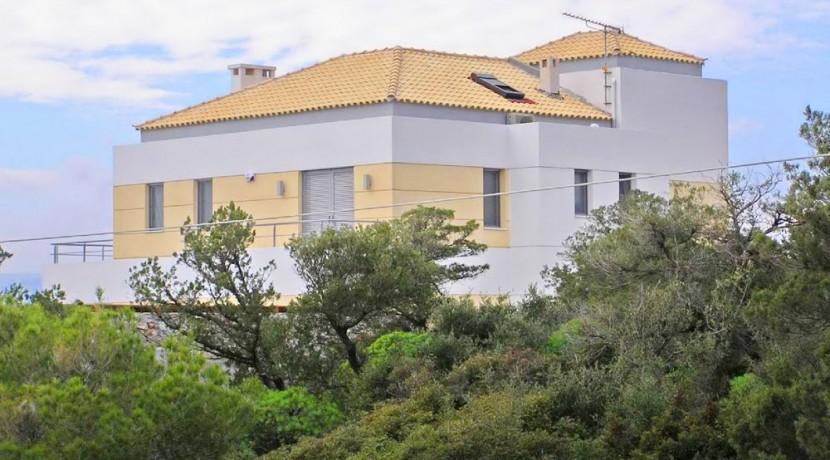 Sea View Villa Attica 5