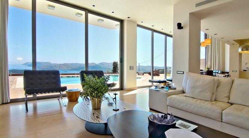 Sea View Villa Attica 8