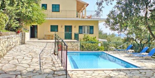 Villa with Sea view Corfu
