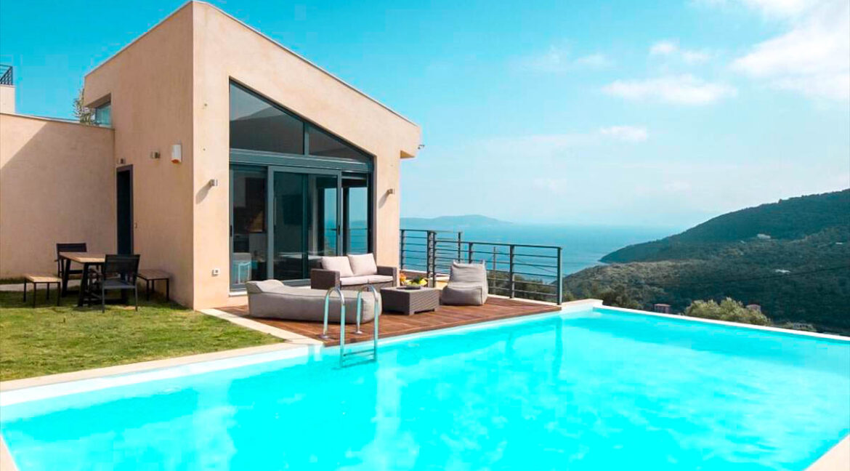 Villa at Syvota Lefkada for sale