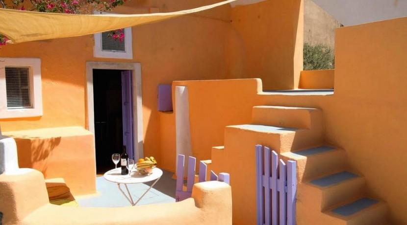 rent Santorini 8