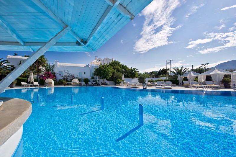 5 Star Hotel On Sale Santorini At The Black Beach 2000 Sq M