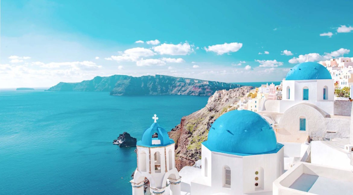 Santorini Real Estate