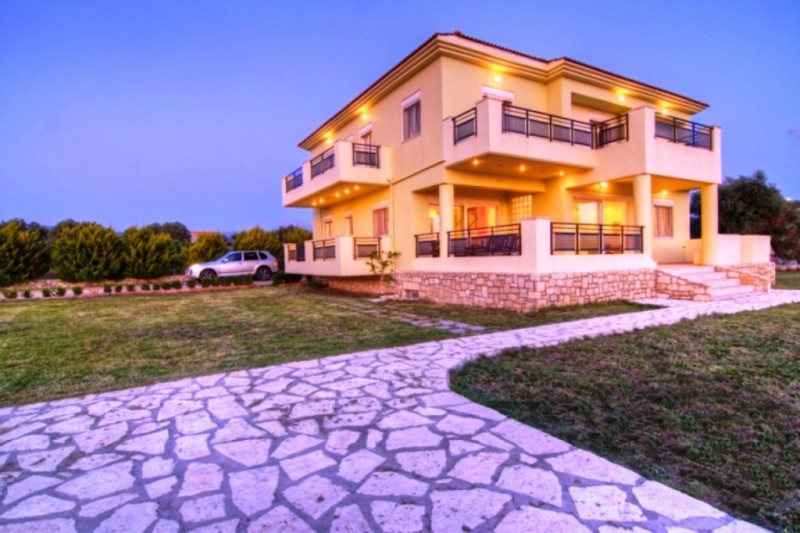 Villa Rethymno Crete