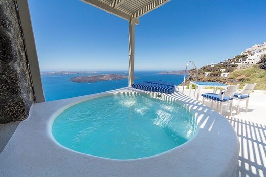 Boutique Hotel in Santorini for Sale with Guaranteed Return On Investment