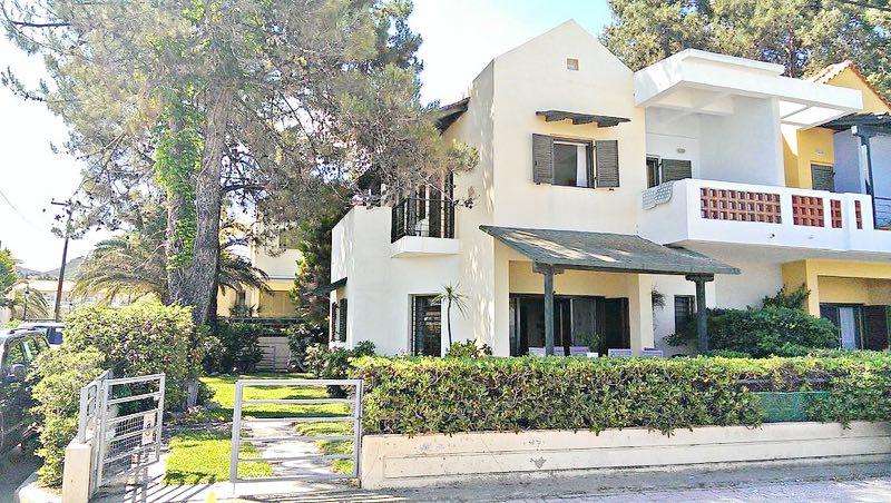 Beachfront Villa Chalkidiki 1