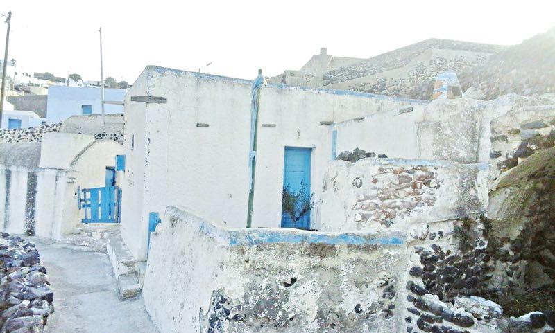 Cave House Santorini Finikia Of Oia Investment Opportunity GREEK