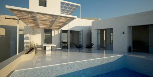 New Development at Oia Santorini