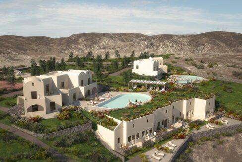 Investment in Caldera Santorini