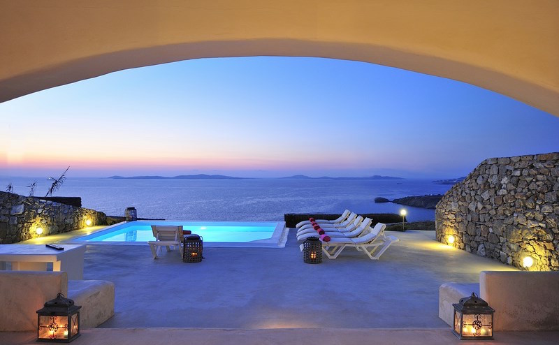 Luxury Mykonos Maisonette Ι