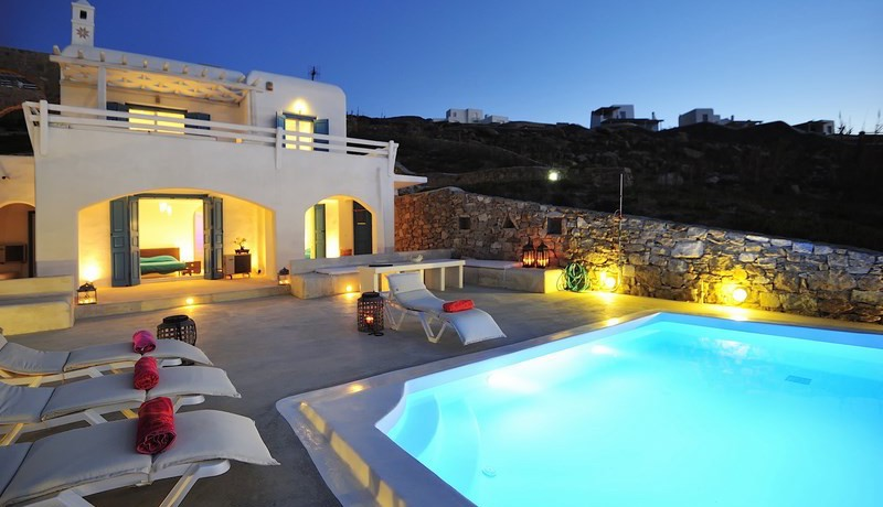 Luxury Mykonos MAisonette 1