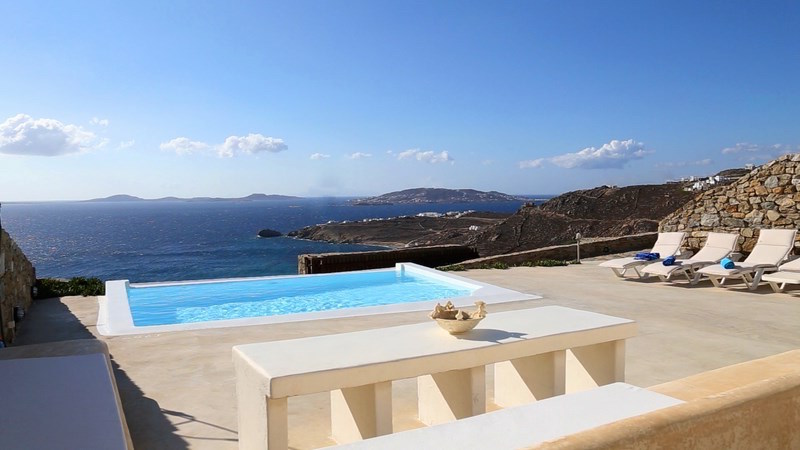 Luxury Mykonos MAisonette 6