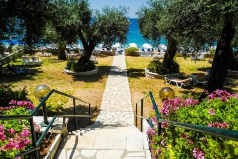 Seafront Hotel for Sale Corfu - Hotels for sale in Corfu, Beachfront Hotel for Sale Corfu, Luxury Seafront Estate in Corfu, Beachfront Property in Corfu 2