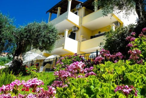 Seafront Hotel for Sale Corfu - Hotels for sale in Corfu, Beachfront Hotel for Sale Corfu, Luxury Seafront Estate in Corfu, Beachfront Property in Corfu 4