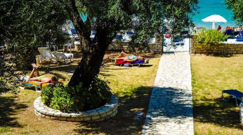 Seafront Hotel for Sale Corfu - Hotels for sale in Corfu, Beachfront Hotel for Sale Corfu, Luxury Seafront Estate in Corfu, Beachfront Property in Corfu 5