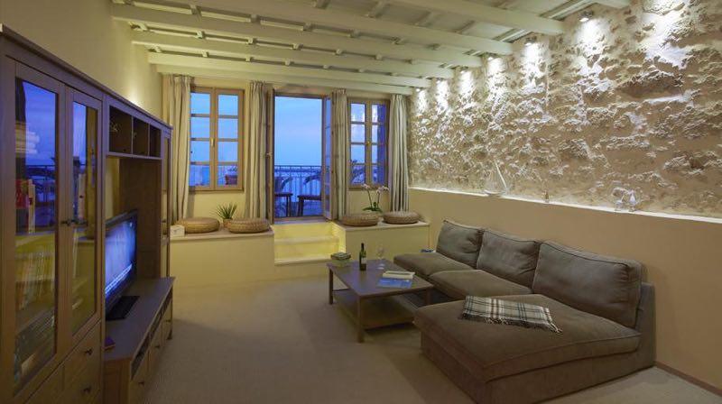 Seafront Villa crete Rethymno for sale 5