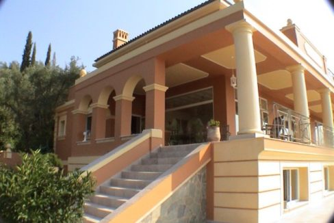 Big Villa with Sea Views at Corfu 34